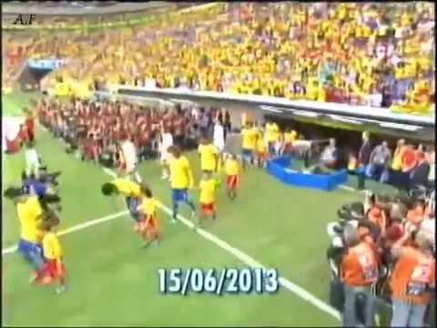 Música tema da Copa do Mundo 2014 ( Grupo Revelação - Tá Escrito )