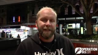 Atheist saw he needed a Saviour - Brisbane 27 June 2015
