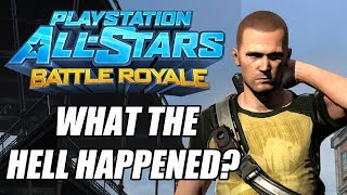 What The Hell Happened To PlayStation All-Stars Battle Royale?