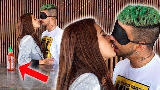 Kiss Challenge | Con el amor de mi vida