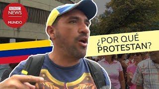 Por qué protestan quienes quieren que Maduro salga del poder en Venezuela
