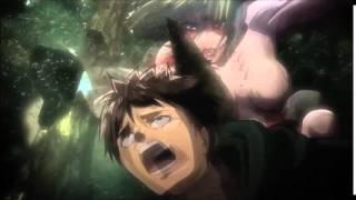 Shingeki no Kyojin Kouhen ~ Jiyuu no Tsubasa ~ - Trailer