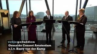 Gesualdo Consort Amsterdam - Depuis Le Jour/Sweelinck