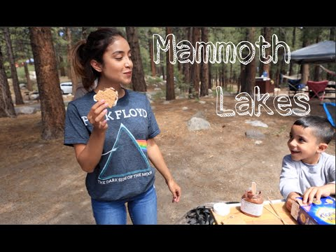 First Time in the Wild! Mammoth Lakes