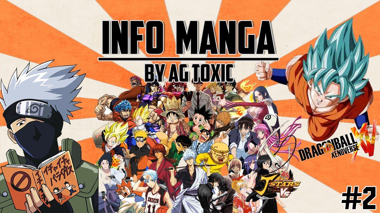 mangas info