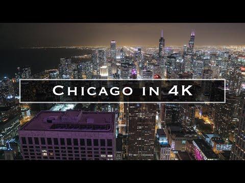 Chicago in 4k