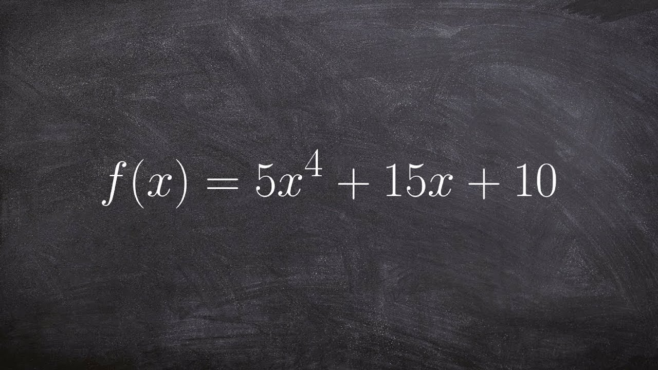 how to find the third zero of a polynomial