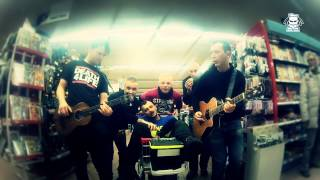 "Dubioza kolektiv ""Kupi"" (Supermarket acoustic version)"
