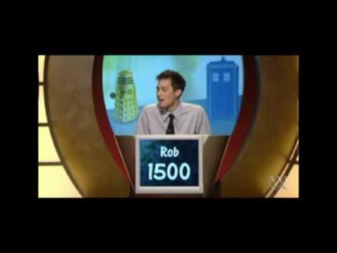 Robert Kelly on The Einstein Factor, 2009.