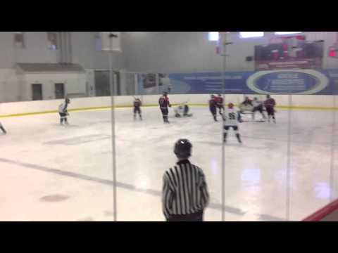Iqaluit Sharks vs West Island Knights