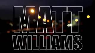 """Back to Me"" by Matt Williams (lyric video)"