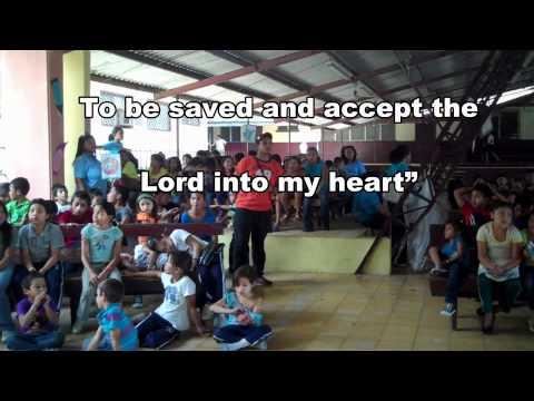 Harrell Family Missions - BGMC Back to School Evangelism Event - Honduras