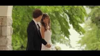 Свадьба за границей. Свадьба в Словении Анны и Ивана