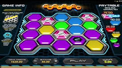 Hexaline ™ free slot machine game preview by Slotozilla.com