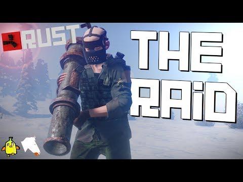 RUST Terminus | THE RAID! EP5 feat. Shadowfrax