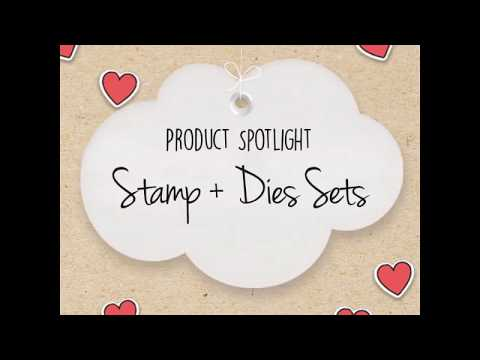 Makers Movement Product Spotlight: Stamp + Die Sets