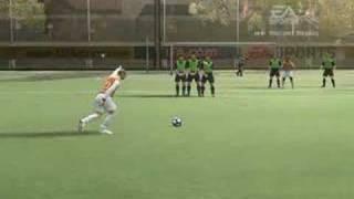 fifa 2008 best goals, tricks and free kicks