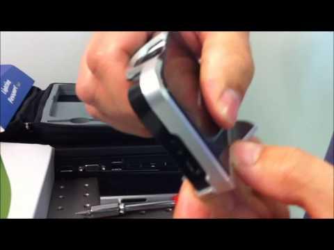 Lighting Passport Spectrometer Clip Tutorial