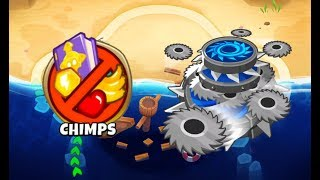 BTD6 Off The Coast CHIMPS