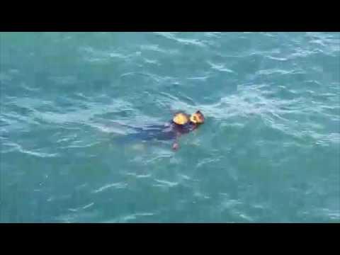 LIFE SAVED - Sea Rescue off Shark Rock Pier Nelson Mandela Bay