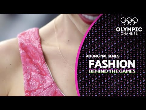 Synchronised Swimming in a Vintage Suit from the 1920's ft. Ona Carbonell | Fashion Behind the Games