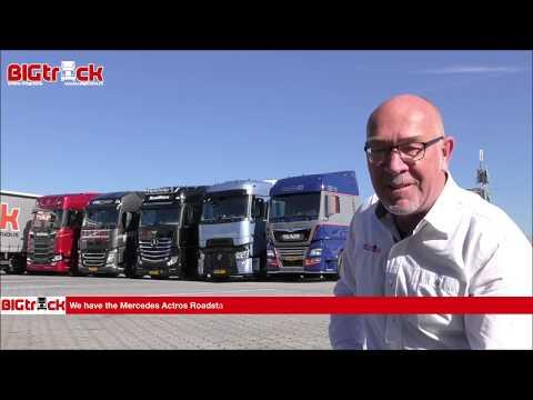 BIGtruck cab test 2019