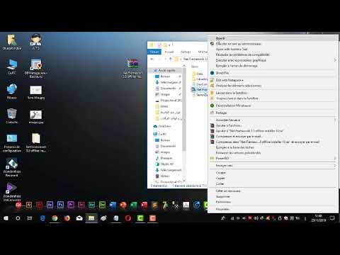 How To Install Net Framework 3.5 (offline Installer) In Windows10