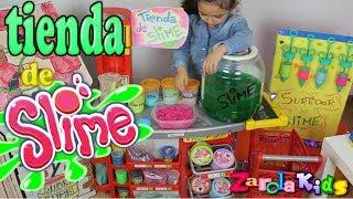 TIENDA DE SLIME !! todos mis slime  Zarolakids thumbnail