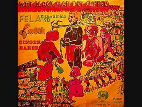 Fela Kuti - Why Black Man Dey Suffer (LP) [1971]