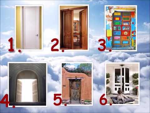 Choose The Door   Personality TEST