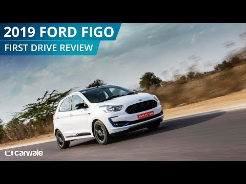 2019 Ford Figo Facelift | Review | CarWale
