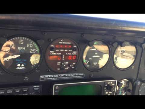 Cessna 340 Shadin Fuel Transducer Programming