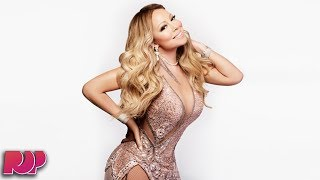 Is Mariah Carey Sleeping During This Performance?