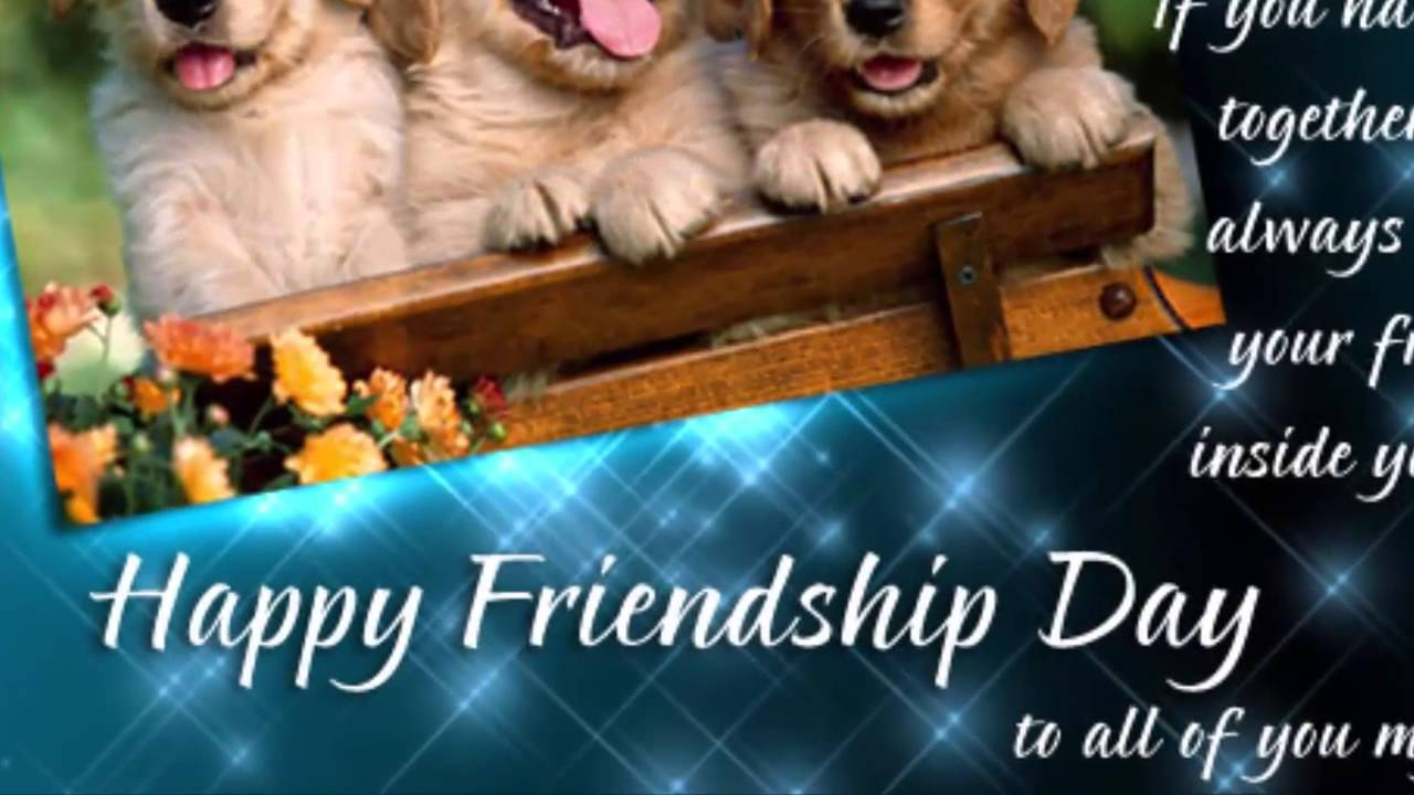 Friendship Day Greetings 2014 E Cards Videos Fb Covers