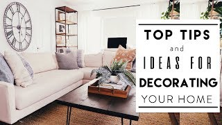 INTERIOR DESIGN | Watch This BEFORE You Decorate for Spring
