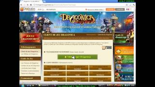 [resolu] impossible de lancer le jeu dragonica TheCrafterFou