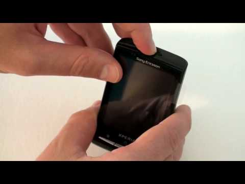 Xperia X10 Mini Unboxing & Overview: Worlds Smallest Smartphone