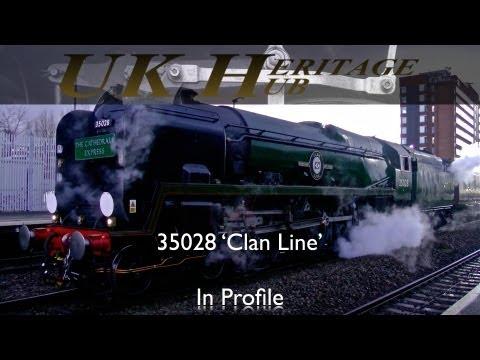 35028 - Locomotive Profile