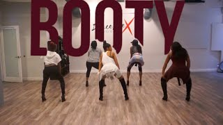 Booty Remix - Black Youngsta, Trey Songz | First Dance class in Heels!