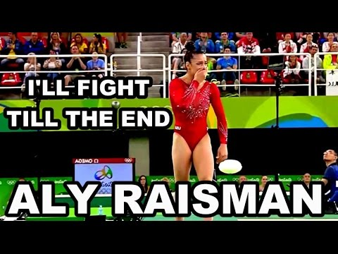 Aly Raisman II I'll Fight Till The End