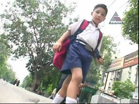 The Youngest Student of the University- Six year old Divya P