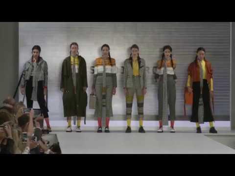 Birmingham City University at Graduate Fashion Week 2017