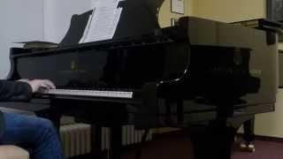 """""""Der Baum des Lebens"""" (aus """"Tabaluga oder die Reise zur Vernunft"""", 1983) am Klavier (instrumental)"""