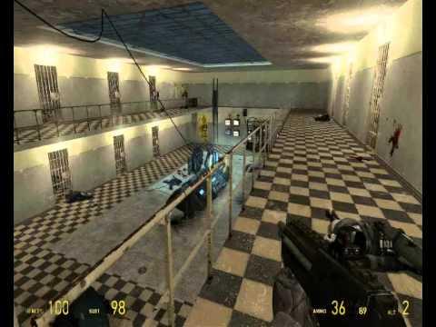 Half-life 2 - Offshore (Part 1) - Walkthrough