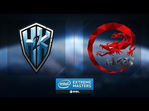 LoL - H2k-Gaming vs. Hong Kong Esports - Group A - IEM Katowice 2017