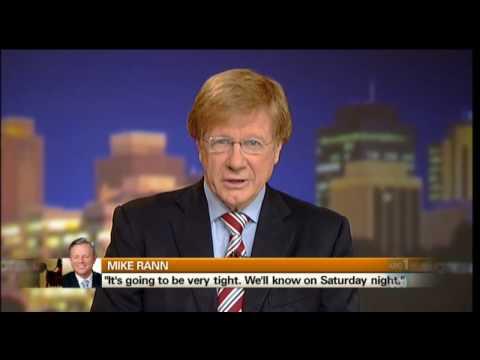 SA Votes 2010: ABC Election Coverage (Part 1)