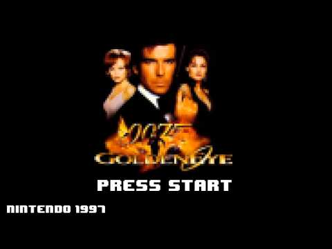Goldeneye 007 Soundtrack 8 Bit Remix