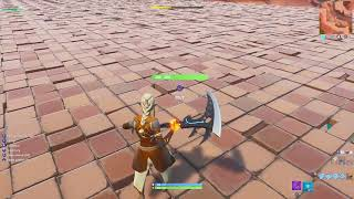 Fortnite game with BOTS
