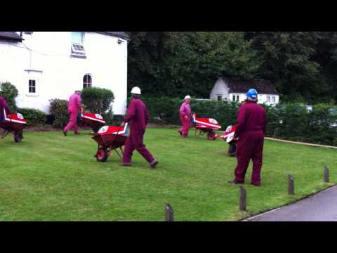 The Red Barrows at Dan & Jodie's Wedding - August ...
