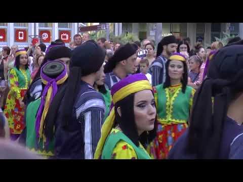 Srem folk fest - Sremska Mitrovica  OTVARANJE  11.8.2017.